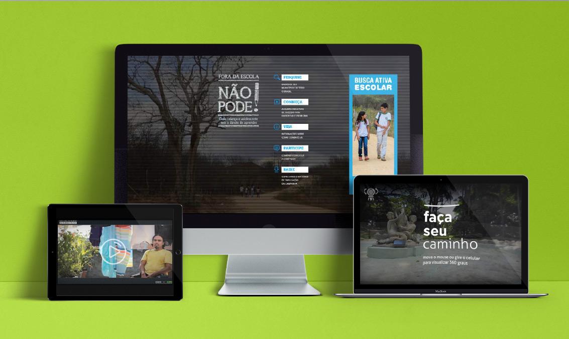 Novas narrativas interativas, novas formas de contar histórias
