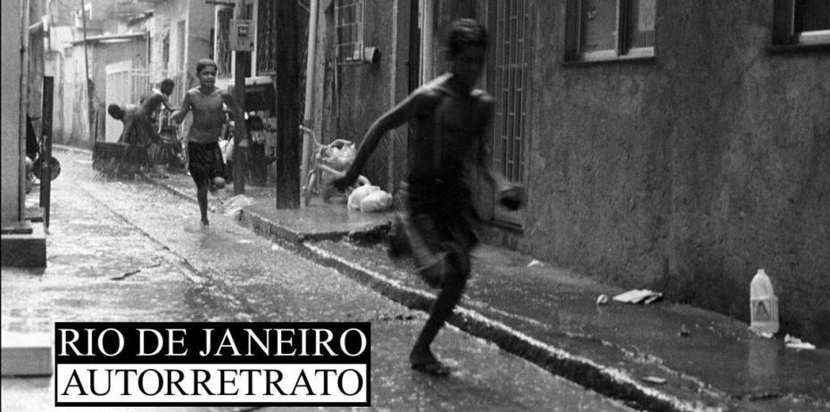 Rio de Janeiro - Autorretrato - Foto de Ratão Diniz