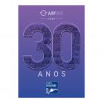 Capa do livro 30 anos do Selo Excelência em Franchising - ABF e Editora Lamônica