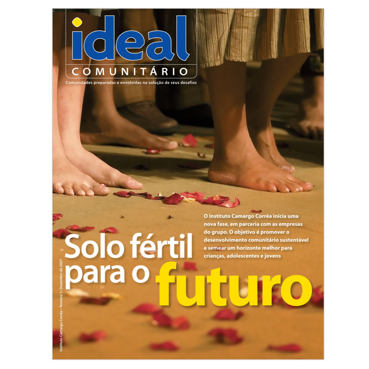 Revista Ideal Comunitário - Instituto Camargo Corrêa