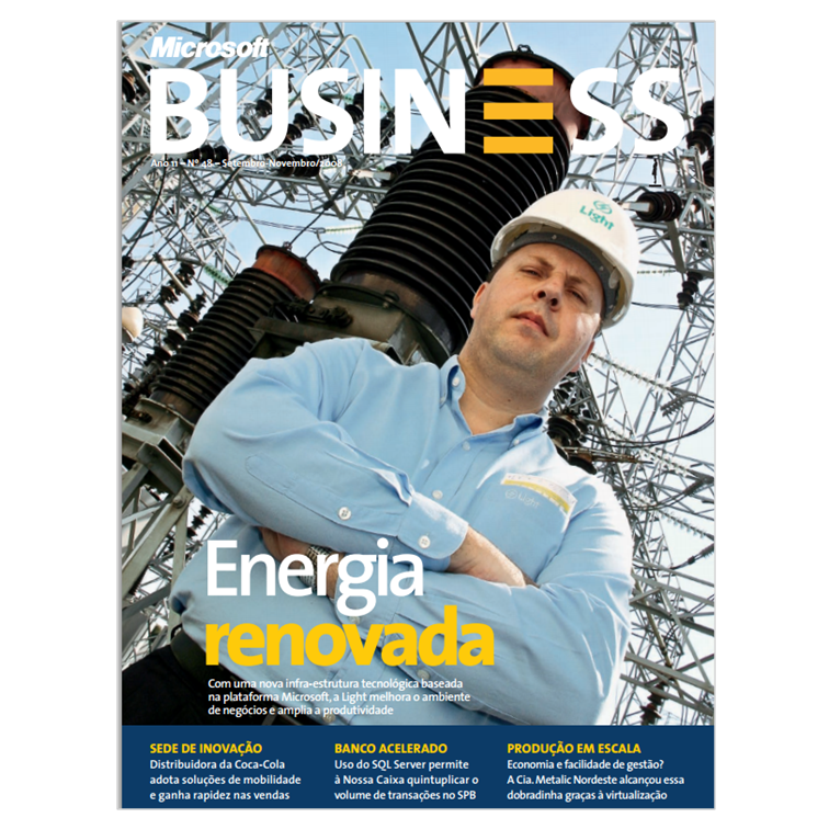 Revista Microsoft Business