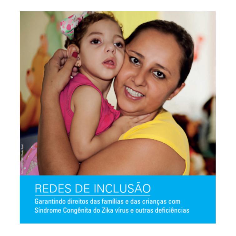 Unicef - Redes de Inclusão - capa