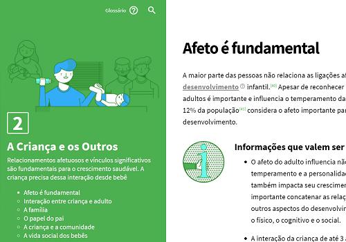 Fundação Maria Cecilia Souto Vidigal - Guia Primeira Infância em Pauta