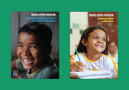 Busca Ativa Escolar - Unicef
