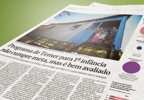 Folha de S.Paulo faz reportagem sobre livro Da ciência à prática